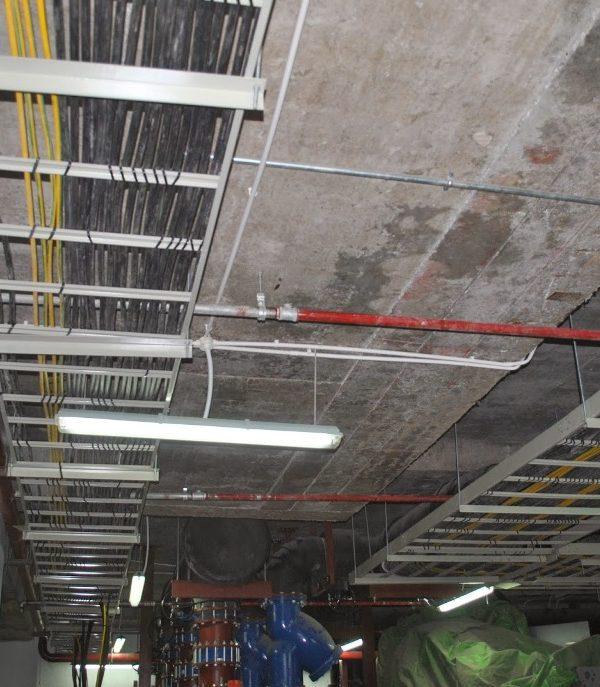 hệ thống điện tòa nhà